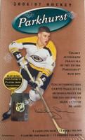 2006-07 Parkhurst (Blaster) Hockey