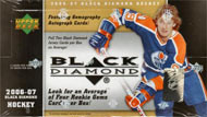 2006-07 Upper Deck Black Diamond Hockey