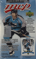 2006-07 Upper Deck MVP (Blaster) Hockey