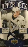 2006-07 Upper Deck Series 1 (Blaster) Hockey