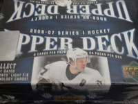 2006-07 Upper Deck Series 1 (Retail) Hockey