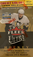 2007-08 Fleer Ultra (Blaster) Hockey