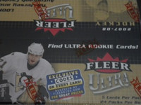 2007-08 Fleer Ultra (Retail) Hockey