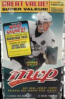 2007-08 Upper Deck MVP (Blaster) Hockey