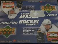 2007-08 Upper Deck Series 1 (Retail) Hockey