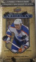 2008-09 Upper Deck Artifacts (Blaster) Hockey