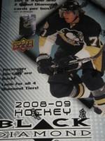 2008-09 Upper Deck Black Diamond Hockey