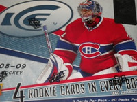 2008-09 Upper Deck Ice (Hobby) Hockey