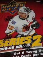 2008-09 Upper Deck Series 2 (Hobby) Hockey