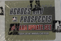 2009-10 In the Game Heroes & Prospects Update Set Hockey