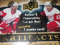2009-10 Upper Deck Artifacts (Hobby) Hockey