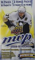 2009-10 Upper Deck MVP (Blaster) Hockey