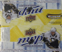 2009-10 Upper Deck MVP (Retail) Hockey