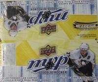 2009-10 Upper Deck MVP (Retail) Hockey