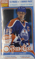 2009-10 Upper Deck O Pee Chee (Blaster) Hockey