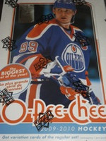 2009-10 Upper Deck O Pee Chee (Hobby) Hockey