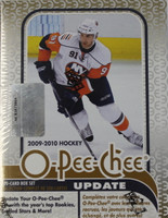 2009-10 Upper Deck O Pee Chee Update Set Hockey