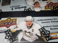 2009-10 Upper Deck Series 1 (Retail) Hockey