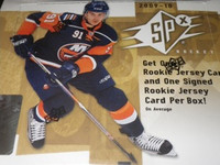 2009-10 Upper Deck SPX Hockey