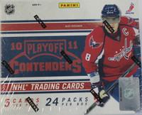 2010-11 Panini Contenders Hockey