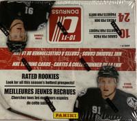 2010-11 Panini Donruss (Retail) Hockey