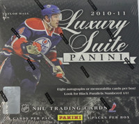 2010-11 Panini Luxury Suite Hockey
