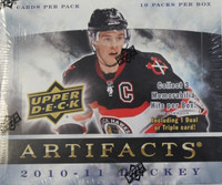 2010-11 Upper Deck Artifacts (Hobby) Hockey