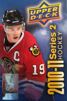 2010-11 Upper Deck Series 2 (Blaster) Hockey