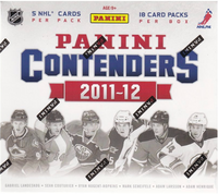 2011-12 Panini Contenders (Hobby) Hockey