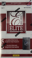 2011-12 Panini Donruss Elite (Blaster) Hockey