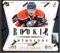 2011-12 Panini Rookie Anthology Hockey