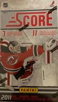 2011-12 Panini Score (Blaster) Hockey
