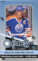 2011-12 Upper Deck O Pee Chee (Hobby) Hockey