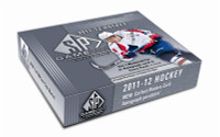2011-12 Upper Deck SP Game Used Hockey