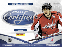 2012-13 Panini Certified (Hobby) Hockey
