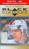 2012-13 Upper Deck Black Diamond (Blaster) Hockey
