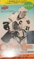 2012-13 Upper Deck O Pee Chee (Blaster) Hockey