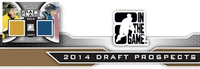 2013-14 In the Game Draft Hockey