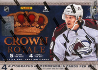 2013-14 Panini Crown Royale Hockey