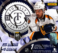 2013-14 Panini Totally Certified Hockey