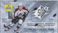2013-14 Upper Deck SPX (Hobby) Hockey