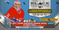 2014-15 Upper Deck Black Diamond (Hobby) Hockey