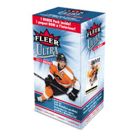 2014-15 Upper Deck Fleer Ultra (Blaster) Hockey