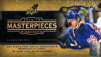 2014-15 Upper Deck Masterpiece (Hobby) Hockey
