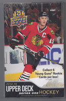 2014-15 Upper Deck Series 1 (Hobby) Hockey