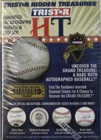 2015 Tristar Hidden Treasures Series 7 Autographed Baseballs
