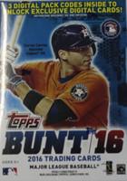 2016 Topps Bunt (Blaster) Baseball