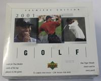 2001 Upper Deck (Hobby) Golf
