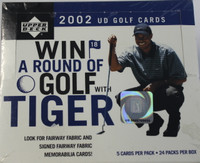 2002 Upper Deck Green Grass Edition (Hobby) Golf