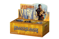 Dragon Maze Booster Box Magic